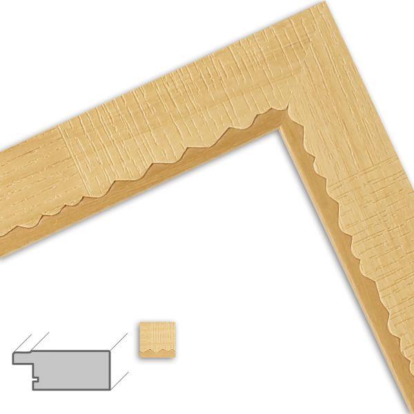 Bilderrahmen H602 klassisch aus Massivholz