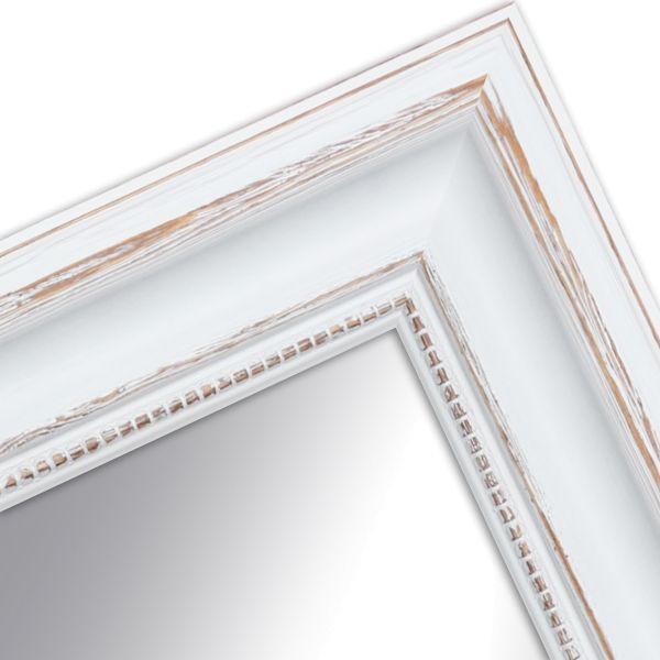 Wandspiegel nach Maß H550 Antik aus Massivholz