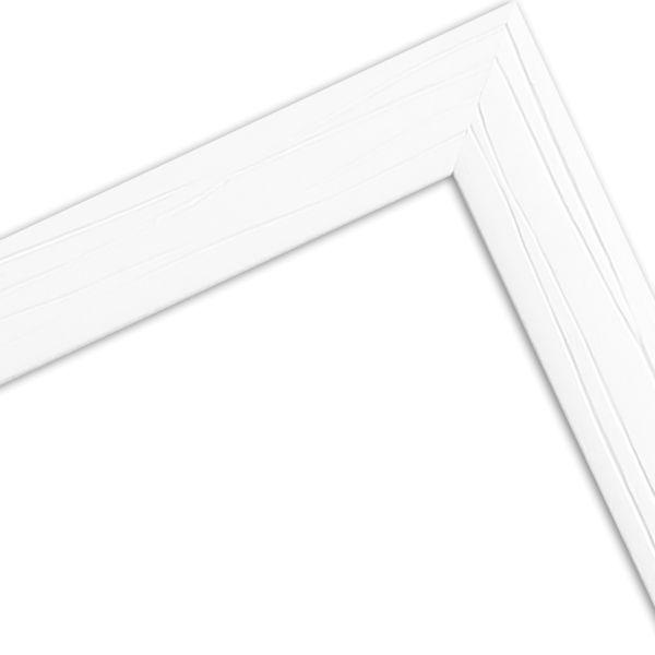 Bilderrahmen nach Maß H370 Modern aus Massivholz