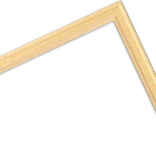 Bilderrahmen H009 klassisch aus Massivholz