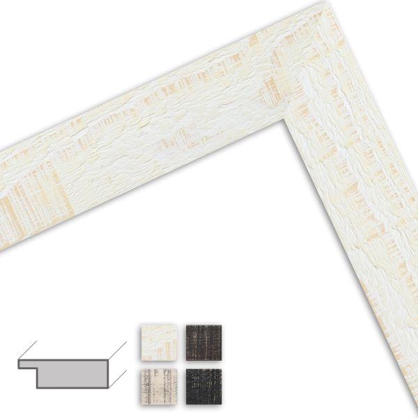 Bilderrahmen H710 Shabby-Chic aus Massivholz