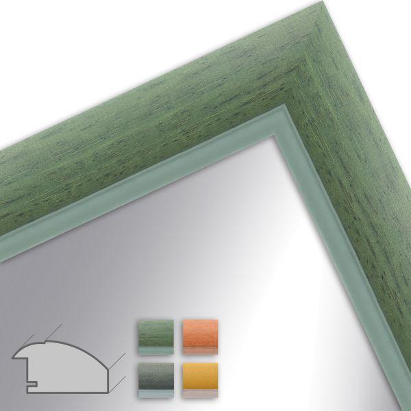 Wandspiegel H070 Modern aus Massivholz