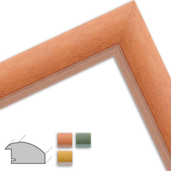 Bilderrahmen H070 Modern aus Massivholz