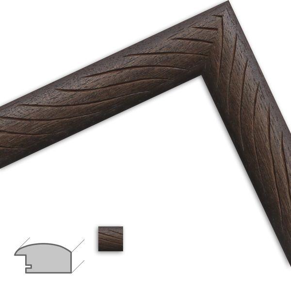 Bilderrahmen H505 Modern aus Massivholz