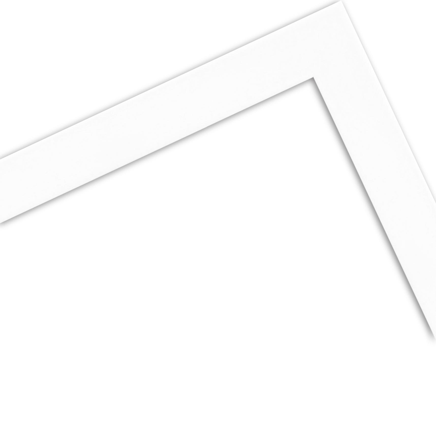 H960 Bilderrahmen Maßanfertigung, klassisch, modern, Massivholz  Bilderrahmen aus Holz ...
