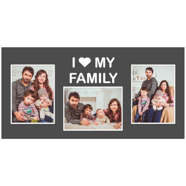 Themenpassepartout T51 I love my Family
